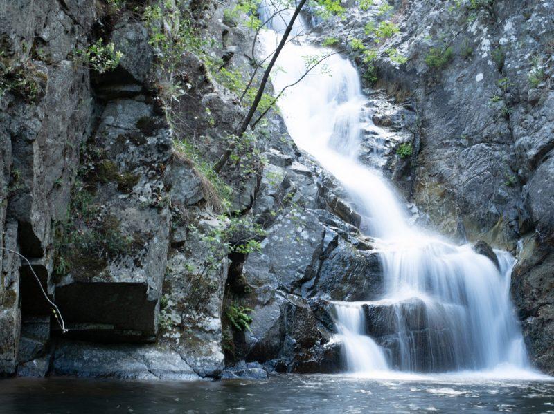 waterfall cascata marmarico